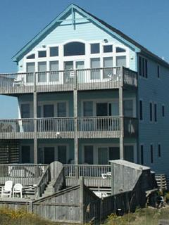 Beach Babies Hatteras oceanfront 7 Bedrooms 5.2 B - Hatteras vacation rentals