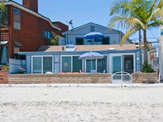BE RIGHT ON THE MISSION BAY - San Diego County vacation rentals