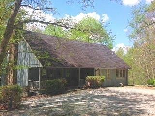 PRIVACY -Holland's Retreat, 3/3,WiFi,Pond - Highlands vacation rentals