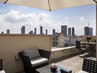 HAKOVSHIM 04 : Beautiful rental for 6 in Tel Aviv - Champéry vacation rentals