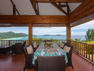 Villa Mille Etoiles - La Digue Island vacation rentals