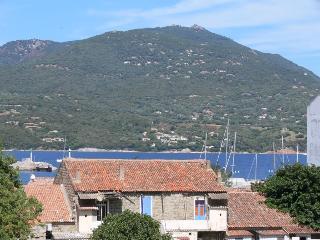 Propriano,1mn de la plage, gd appart 2 chambres - Propriano vacation rentals