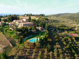Villa in Asciano, Siena And Surroundings, Tuscany, Italy - Farnetella vacation rentals
