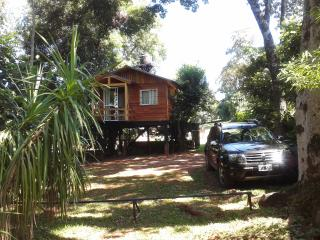 Nice Bungalow with Internet Access and A/C - Obera vacation rentals