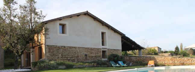 Romantic 1 bedroom B&B in Saint-Bonnet-de-Chavagne - Saint-Bonnet-de-Chavagne vacation rentals