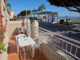 Beachfront Apartment - El Borge vacation rentals