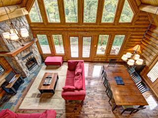4 bed, 3 bath log chalet near Tremblant - Mont Tremblant vacation rentals