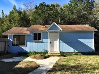 Tiny Eclectic House on 1.5 Wooded Acres with Pool. - Austin vacation rentals