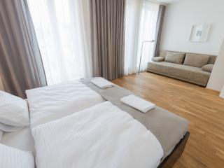 Vladislav DUPLEX Two Bedroom Attic Apartment A/C - Prague vacation rentals