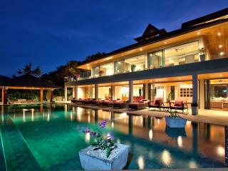 Baan Grand View: 5 Bed Luxury Villa with 16m Pool - Bophut vacation rentals