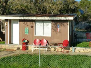 Cabin at Rough Creek - Quiet comfort - Wimberley vacation rentals
