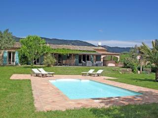 Riviera villa, big secluded property, fully fenced - Le Plan-de-la-Tour vacation rentals