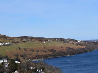 Tigh Fraoich, Mountain & sea-loch views, STB 5* - Carbost vacation rentals
