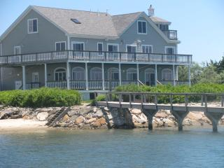 Large water front property with dock - Falmouth vacation rentals