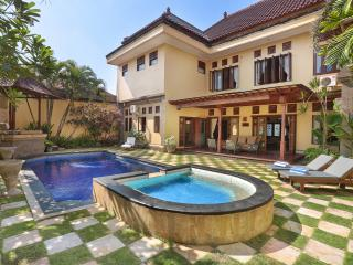 Villa Erama -Luxury close to the action, sleeps11+ - Seminyak vacation rentals