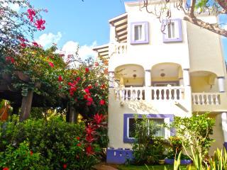 Beautiful 3 Bdrm. Villa-steps to beach & town! - Playa del Carmen vacation rentals