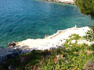 House on The Beach on the Island of Ciovo - Okrug Gornji vacation rentals