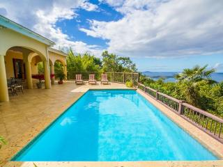 Perfect Villa with Internet Access and Television - Caneel Bay vacation rentals
