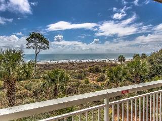 Brand New Luxurious Oceanfront Breakers Villa Sleeps 4, Free Bikes Beachfront - Hilton Head vacation rentals