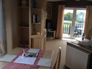 3 bedroom Caravan/mobile home with Dishwasher in Forfar - Forfar vacation rentals