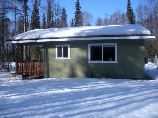 Birch View Cabin Vacation Rental - Alaska vacation rentals