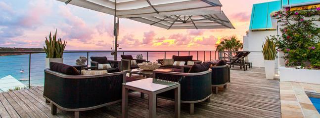 SPECIAL OFFER: Anguilla Villa 161 A Unique Villa-resort Perched Hillside Offering Panoramic Views With Resort Amenities. - Anguilla vacation rentals