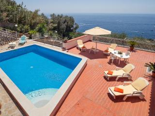 Bright Villa with Internet Access and Washing Machine - Nerano vacation rentals