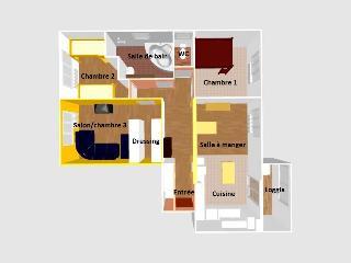 Appartement 4 à 6 personnes au coeur des pyrénées - Lourdes vacation rentals