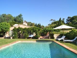 Charming Provencal St Tropez Villa near the beach - Saint-Tropez vacation rentals
