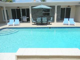Ultra Private Quiet Waterfront 4/4 Pool for 12 guests, Gated Community - Hallandale vacation rentals