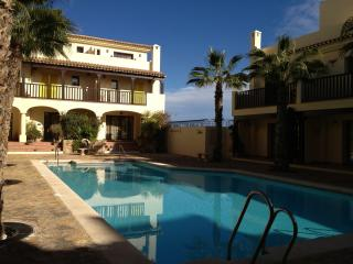 Stunning Apartment paces from Marina, Beach, Bars - Villaricos vacation rentals