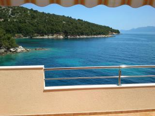 Apartment Moni 2 for 4 with a sea view - Zastrazisce vacation rentals