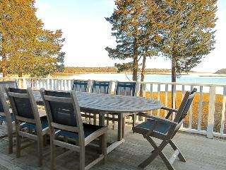 Spacious Modern Home w/gorgeous water view: 204-OB - Brewster vacation rentals