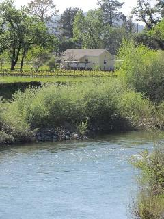 Wine Country Home On 5 Acres By The Russian  River - Geyserville vacation rentals