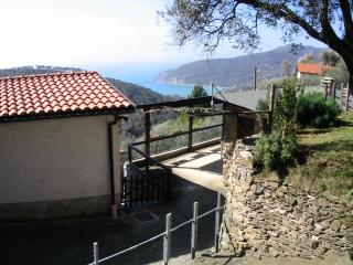 Country house with garden and sea view - Moneglia vacation rentals