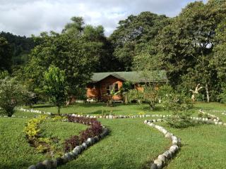Off-Grid Eco-Solar Cottage in Mindo Countryside - San Miguel de los Bancos vacation rentals