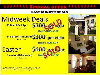 Last Minute Specials - 94 Highett Inner Melbourne Period Home for upto 14 - Melbourne - rentals