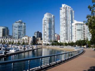 Beautiful 1 bedroom+Den Furnished Condo - Vancouver vacation rentals