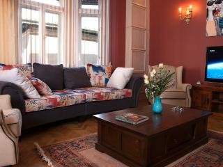 Palace Grand 4 DBR  romantic & chic apartmentt - Budapest vacation rentals