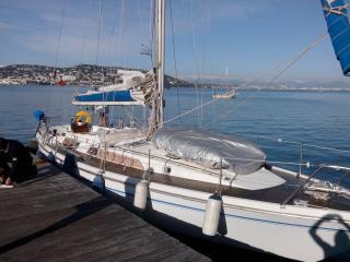 voilier 12 m à Cannes - Cannes vacation rentals