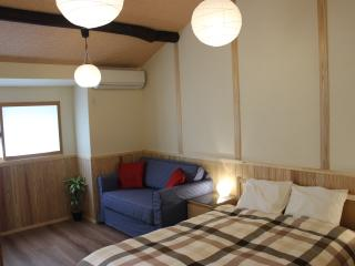 JUST OPENED! Charming studio townhouse - Kyoto vacation rentals