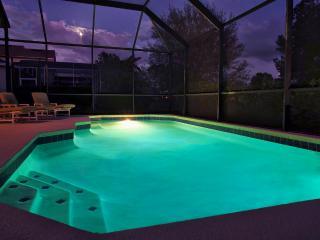 6 Bed villa, pool/spa, fab location near Disney. - Kissimmee vacation rentals