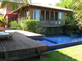 Scenic Waterfront Villa - Overflow Pool & Tropical - Itaguacu da Bahia vacation rentals