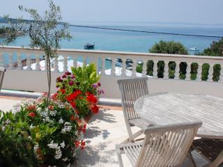 Apartment Arbia 1 for 2-3 persons with sea view - Rab vacation rentals
