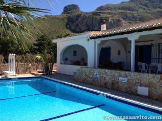 Villa Valanga | Pool | Piscina - San Vito lo Capo vacation rentals