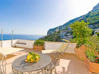 Luxury villa with sea view in Amalfi - Amalfi vacation rentals