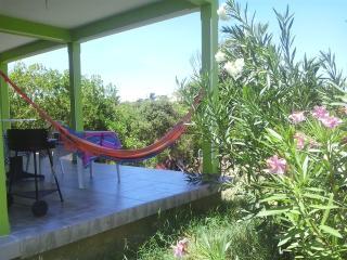 VILLA CANA F2 2/4 Pers.70m2 TT confort TV SAT,WIFI - Terre-de-Haut vacation rentals