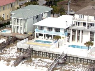 Casablanca House, Ocean Front w/Pool, Sleeps 28 - Destin vacation rentals