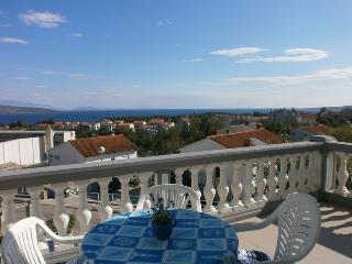 Apartment Angela with Panoramic Sea view - Krk vacation rentals