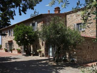 6 bedroom Cave house with Deck in Strada in Chianti - Strada in Chianti vacation rentals